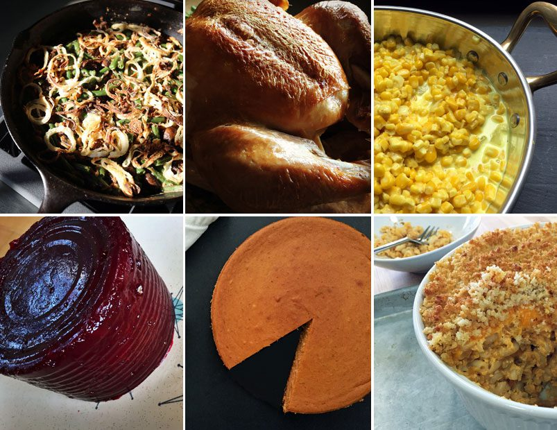 Alton Brown's Thanksgiving Recipes
