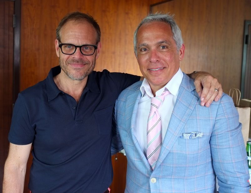 The Browncast Podcast featuring Geoffrey Zakarian