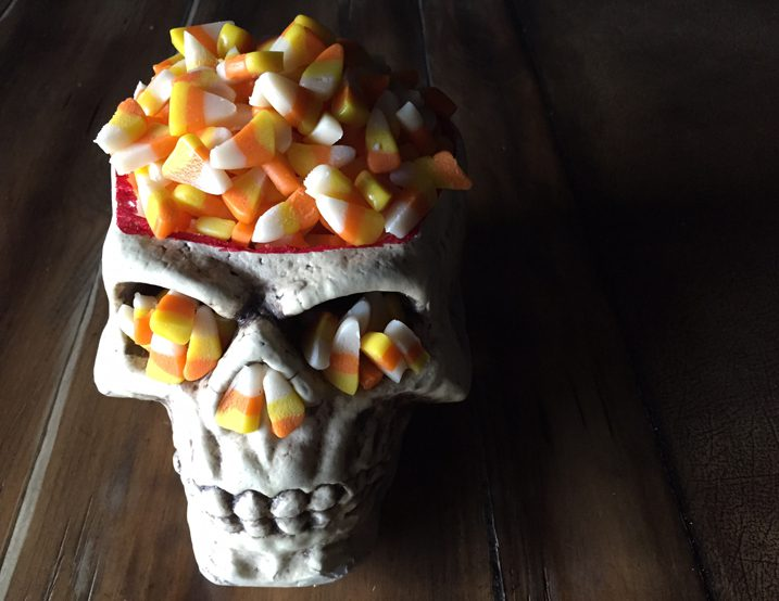 Alton Brown's Homemade Candy Corn Recipe