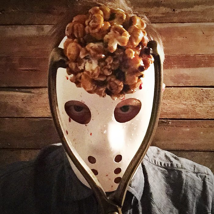 Alton Brown's Popcorn Balls Recipe