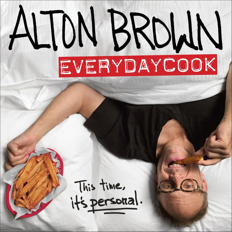 Alton Brown's EveryDayCook Cookbook