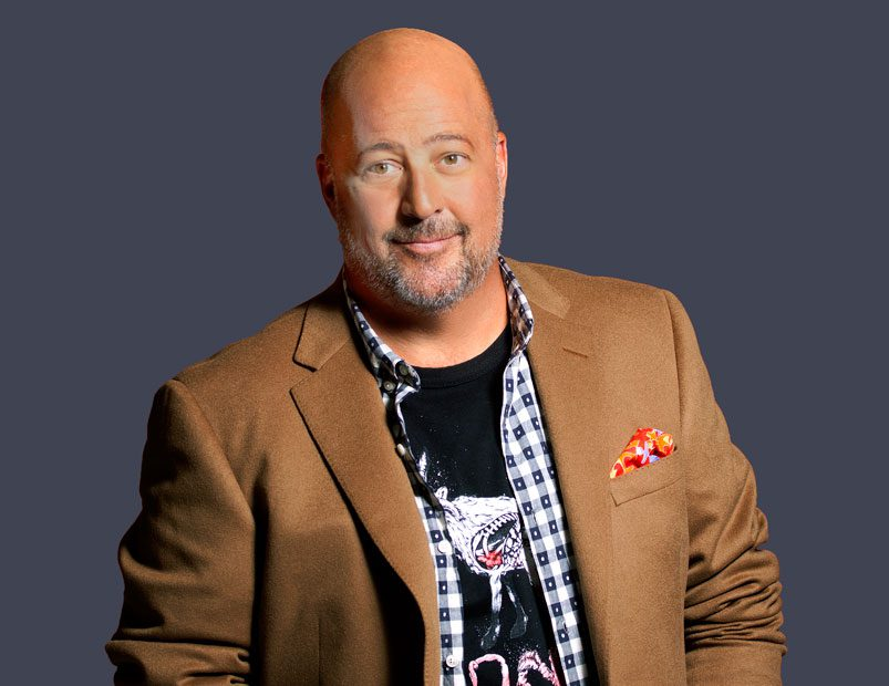 The Browncast Podcast featuring Andrew Zimmern