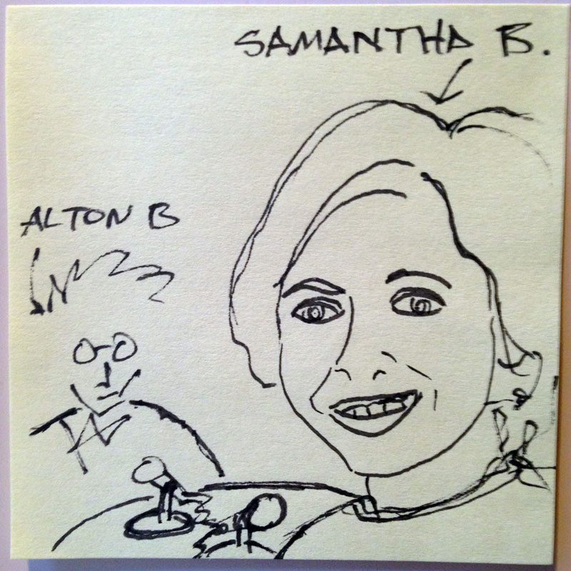 The Browncast Podcast featuring Samantha Brown