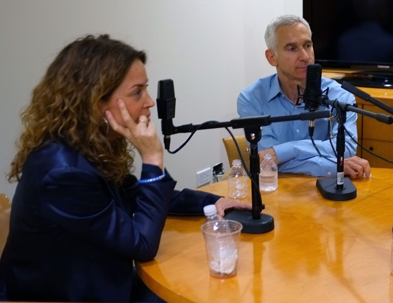 The Browncast Podcast featuring Bob and Susie from Food Network