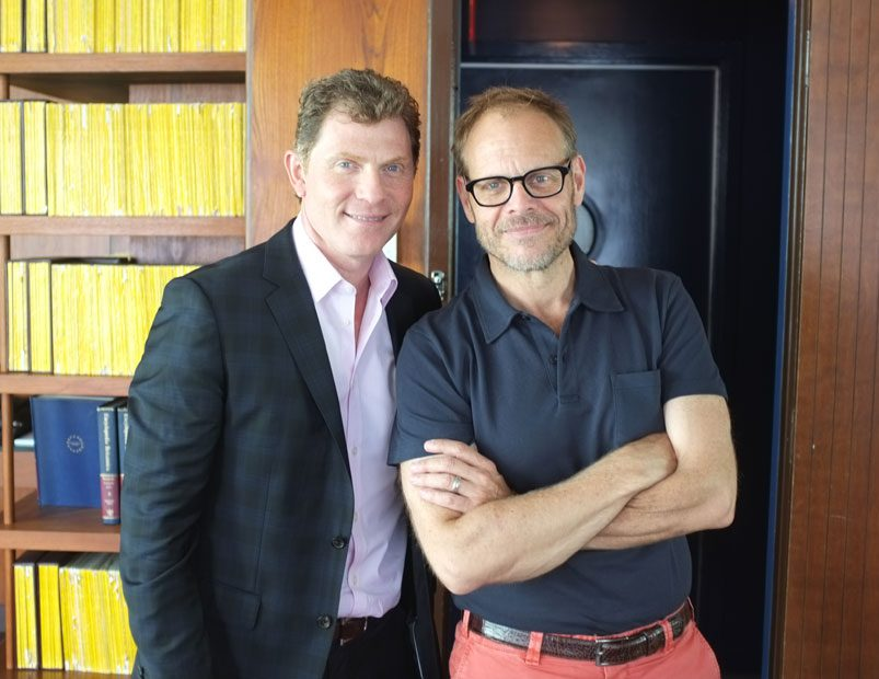 The Browncast Podcast featuring Bobby Flay