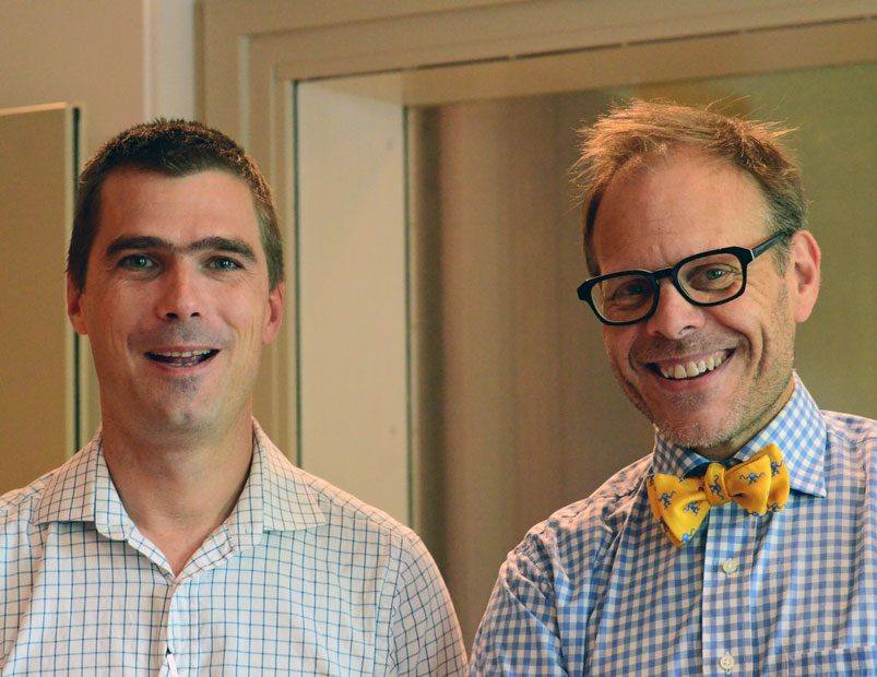 The Browncast Podcast featuring Hugh Acheson