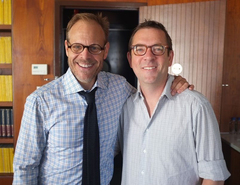 The Browncast Podcast featuring Ted Allen