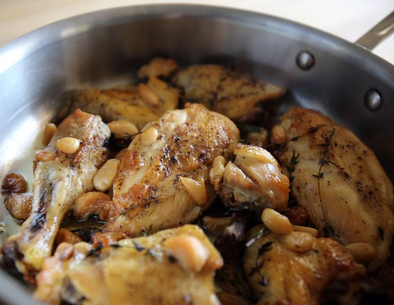 Alton Brown 40 Clove Chicken