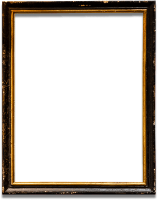 Vertical picture frame