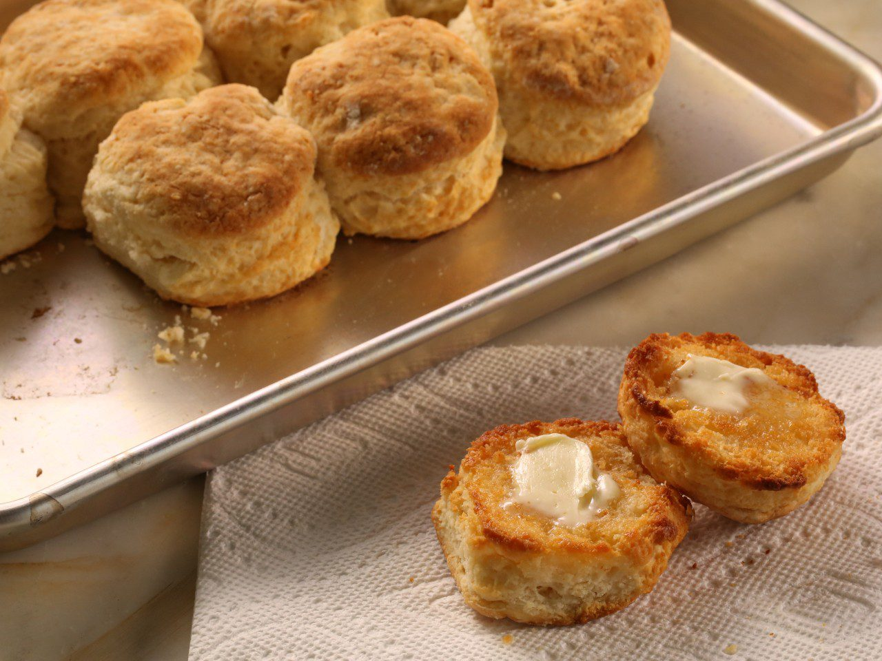 Buttermilk Biscuits Reloaded
