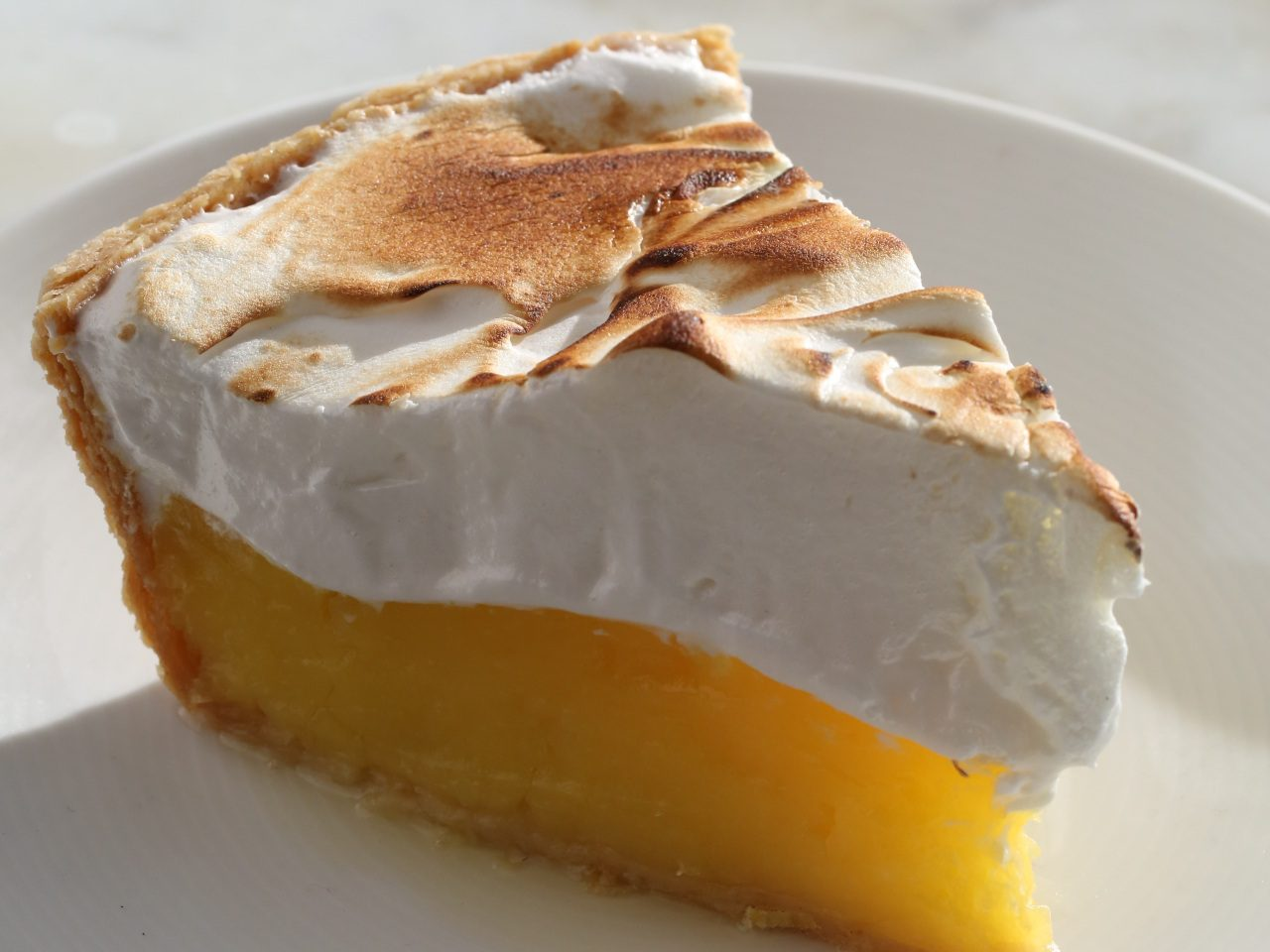 Lemon Meringue Pie Reloaded