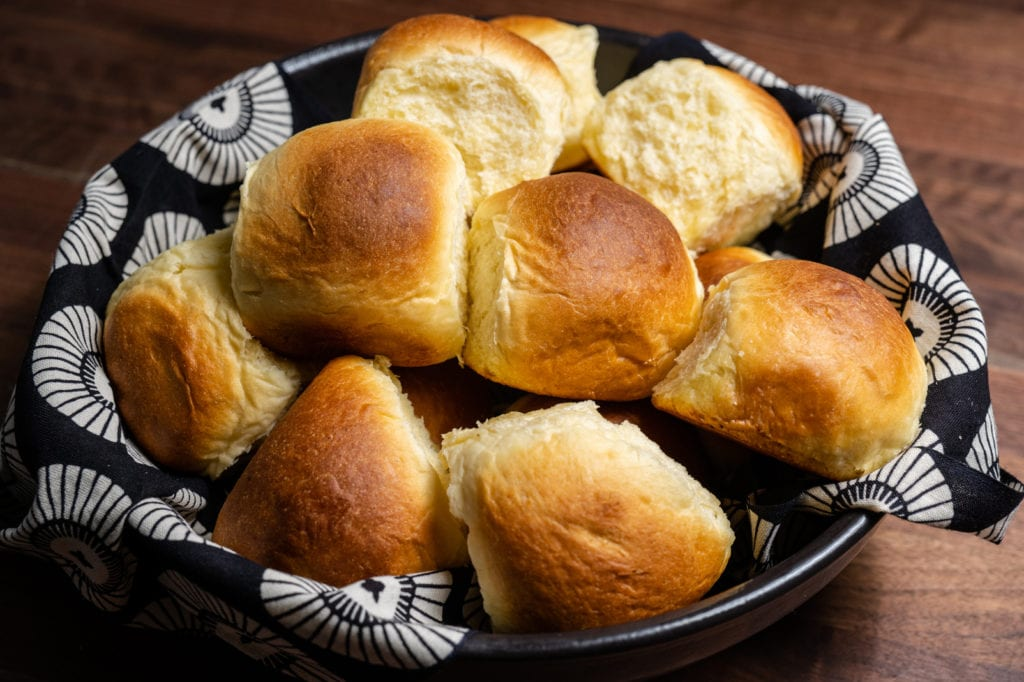 Brown and Serve Thanksgiving Dinner Rolls
