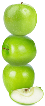 Green apple Stack